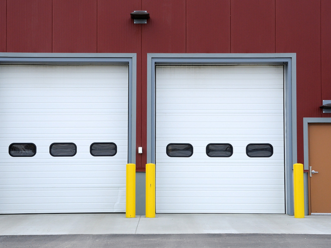 Commercial Rolling Sectional Amp Garage Doors Superior